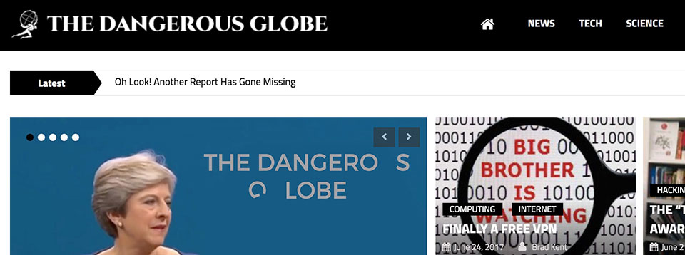 The Dangerous Globe